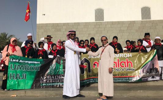 LA Umroh Al Madinah