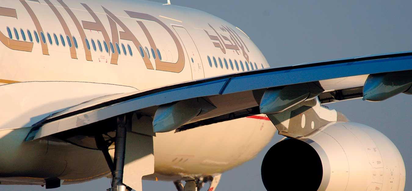 Maskapai Penerbangan Etihad Airlines