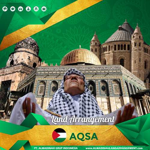Land Arrangement Al Aqso